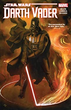Star Wars: Darth Vader by Kieron Gillen Vol. 1