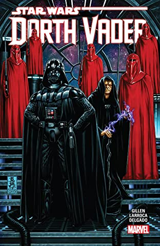 Star Wars: Darth Vader by Kieron Gillen Tome 2