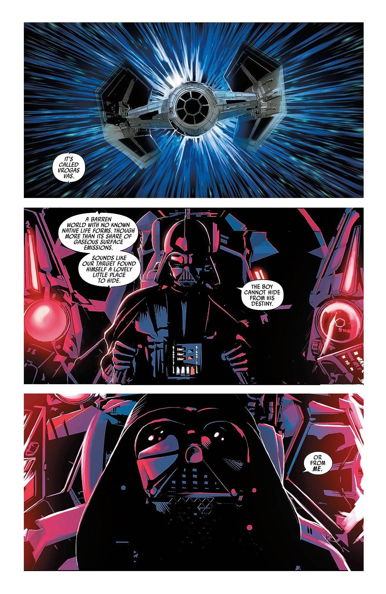 Star Wars: Darth Vader by Kieron Gillen Tome 2