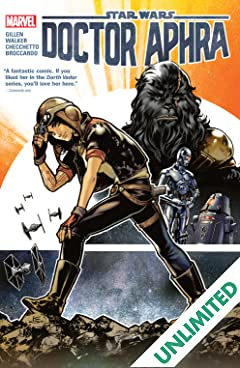 Star Wars: Doctor Aphra by Kieron Gillen Vol. 1