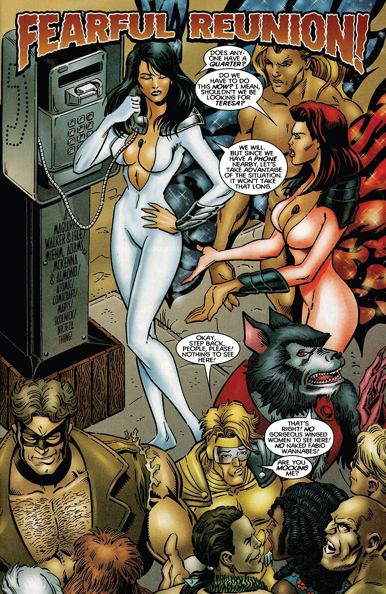 Trinity Angels (1997-1998) #10