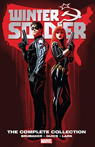 Winter Soldier by Ed Brubaker: The Complete Collection