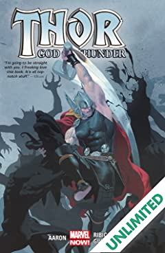Thor: God Of Thunder by Jason Aaron Vol. 1