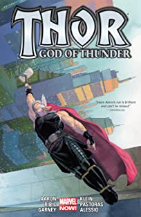 Thor: God Of Thunder by Jason Aaron Vol. 2
