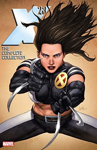 X-23: The Complete Collection Vol. 2