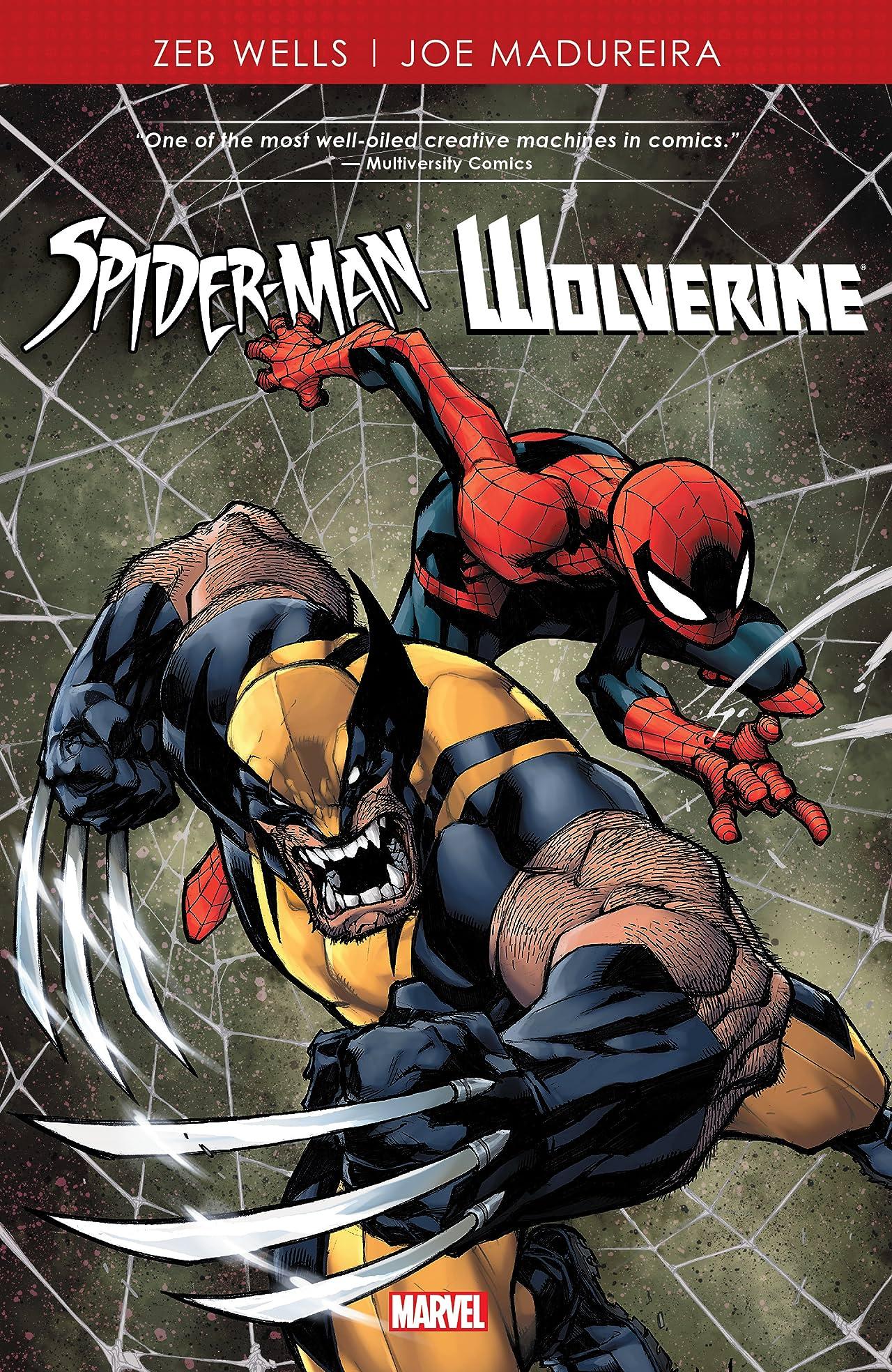Spider-Man and Wolverine by Wells & Madureira
