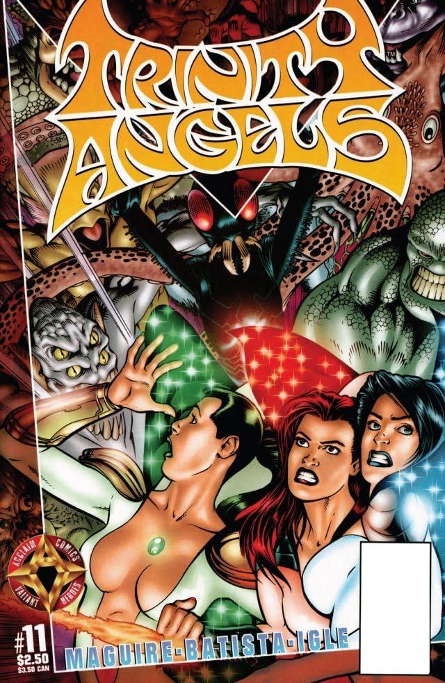 Trinity Angels #11