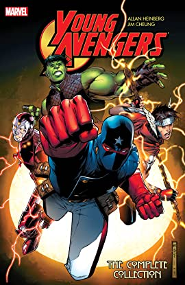 Young Avengers by Allen Heinberg and Jim Cheung: The Complete Collection