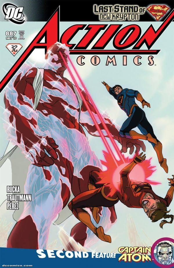 Action Comics (1938-2011) #887
