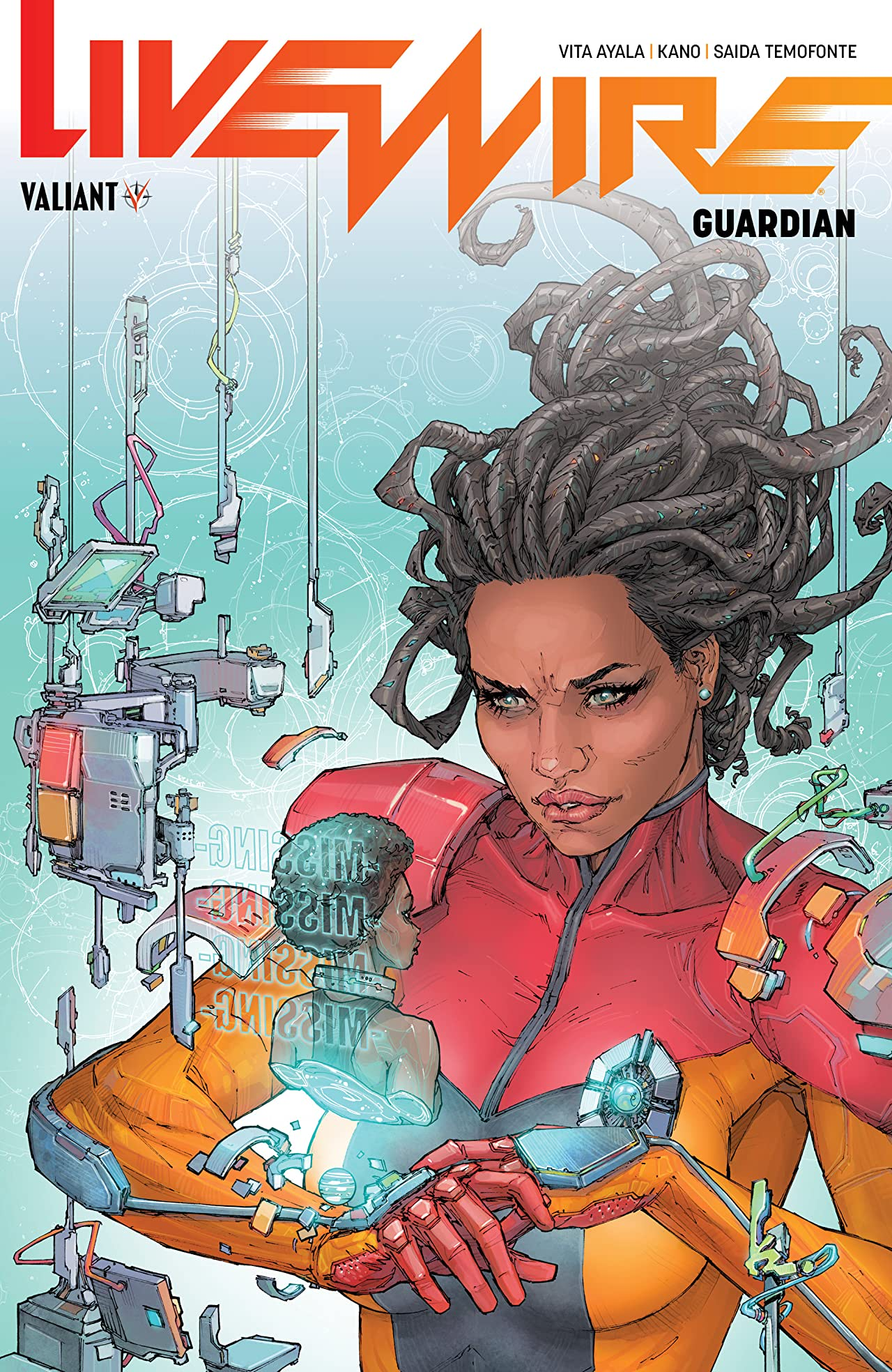 Livewire Vol. 2: Guardian Vol. 2