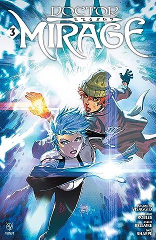 Doctor Mirage (2019) #3