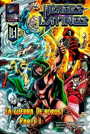 Héroes Latinos Parte II #2