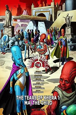 Martian Comics #16