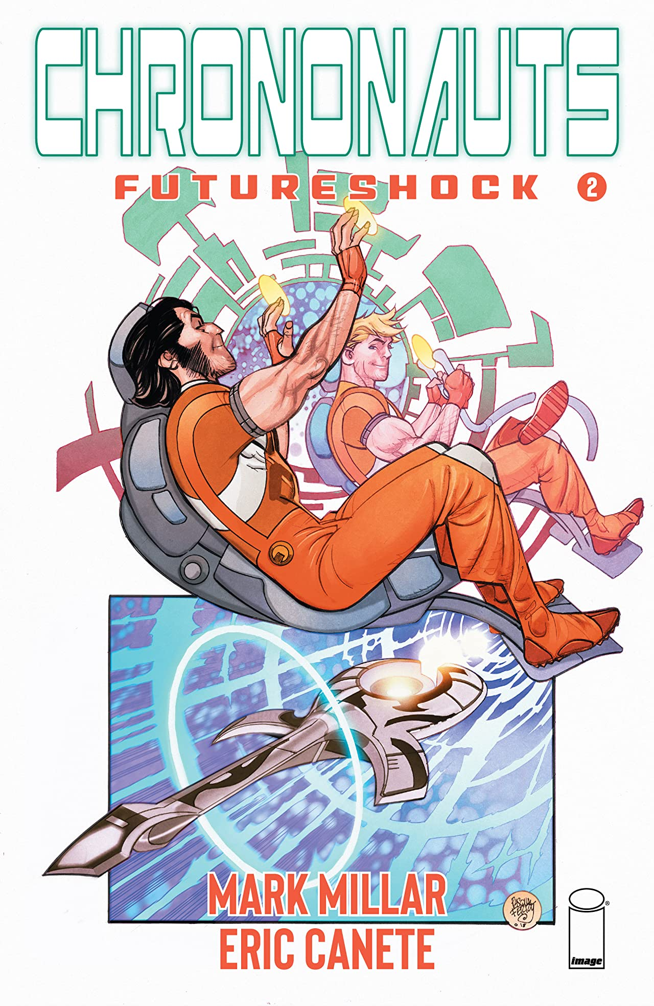 Chrononauts: Futureshock No.2