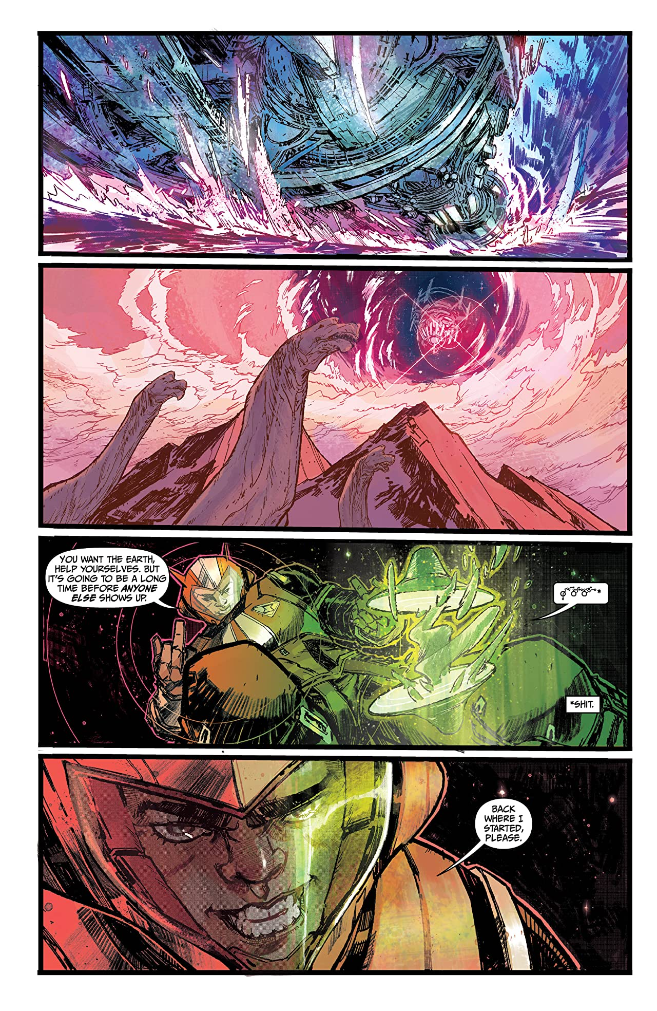 Chrononauts: Futureshock #3