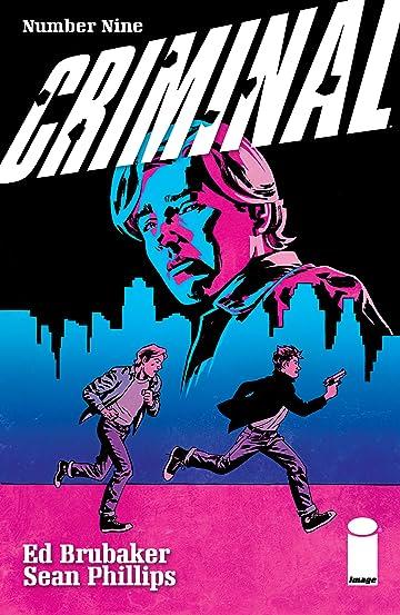 Criminal (2019-) #9