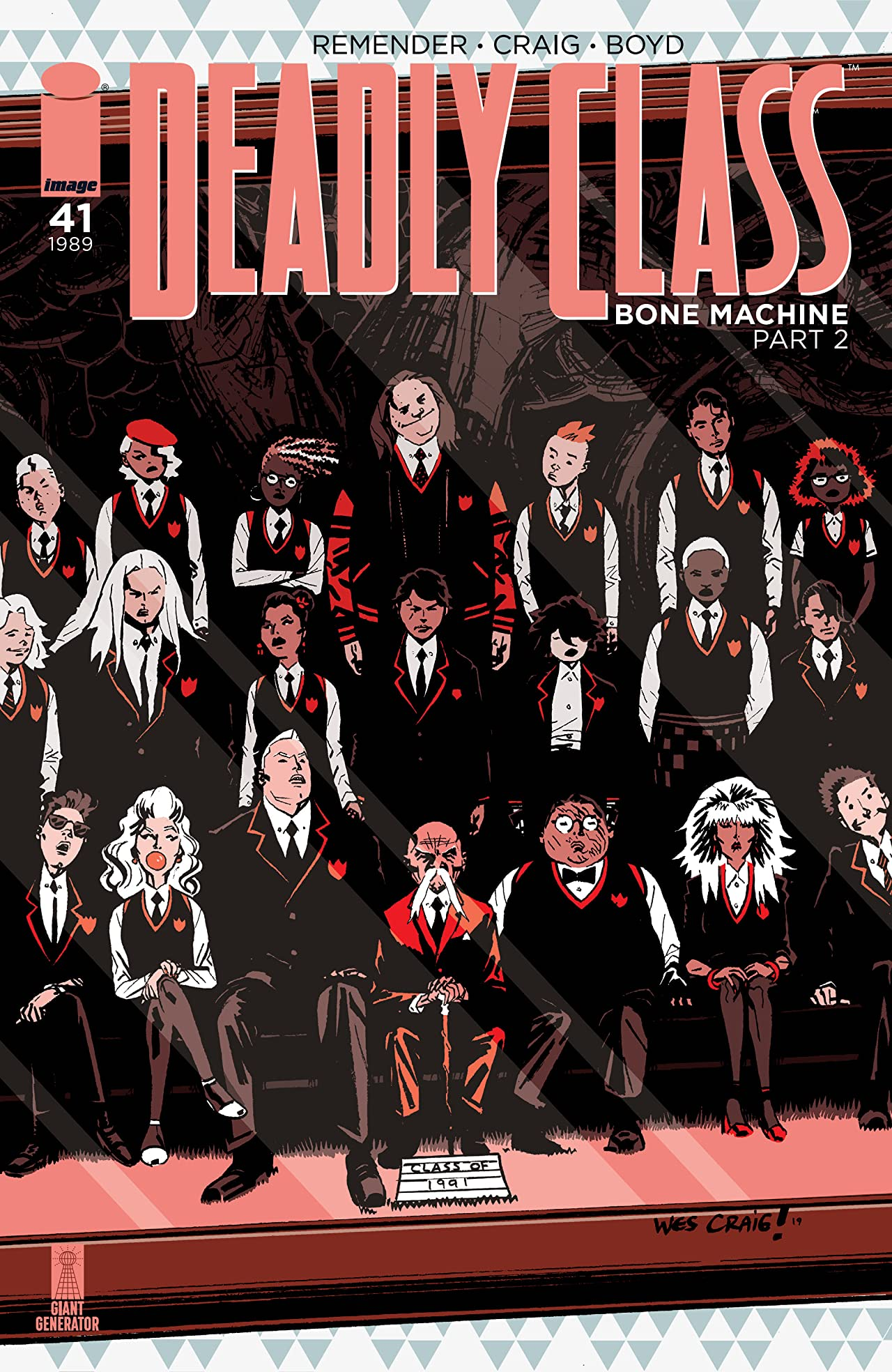 Deadly Class No.41