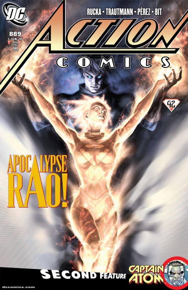 Action Comics (1938-2011) #889