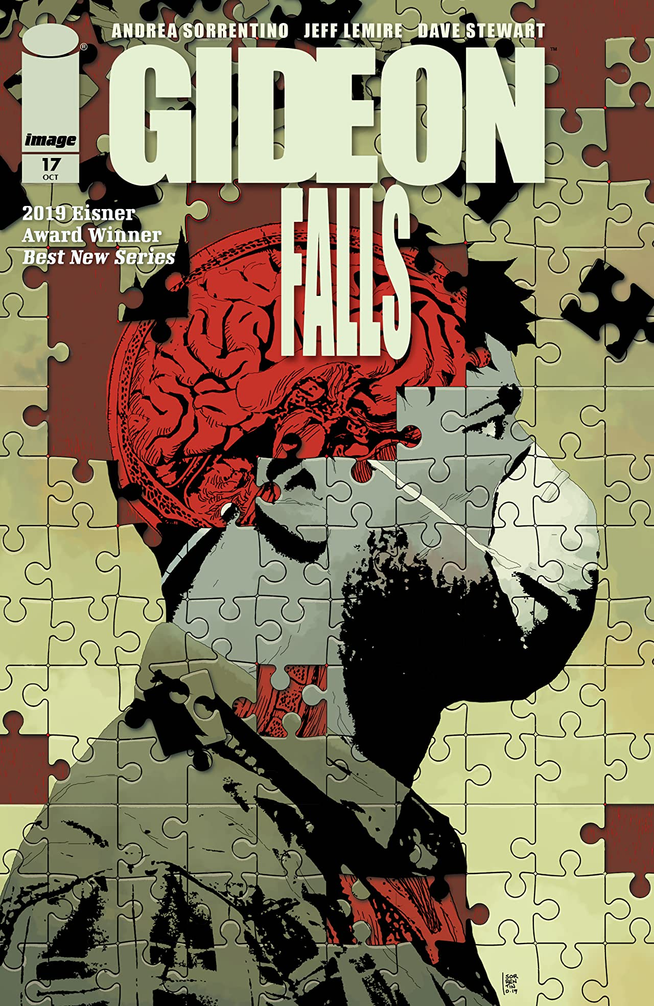 Gideon Falls No.17