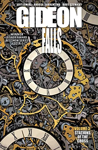 Gideon Falls Tome 3: Stations of the Cross