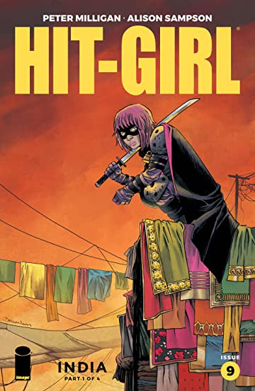 Hit-Girl Season Two No.9