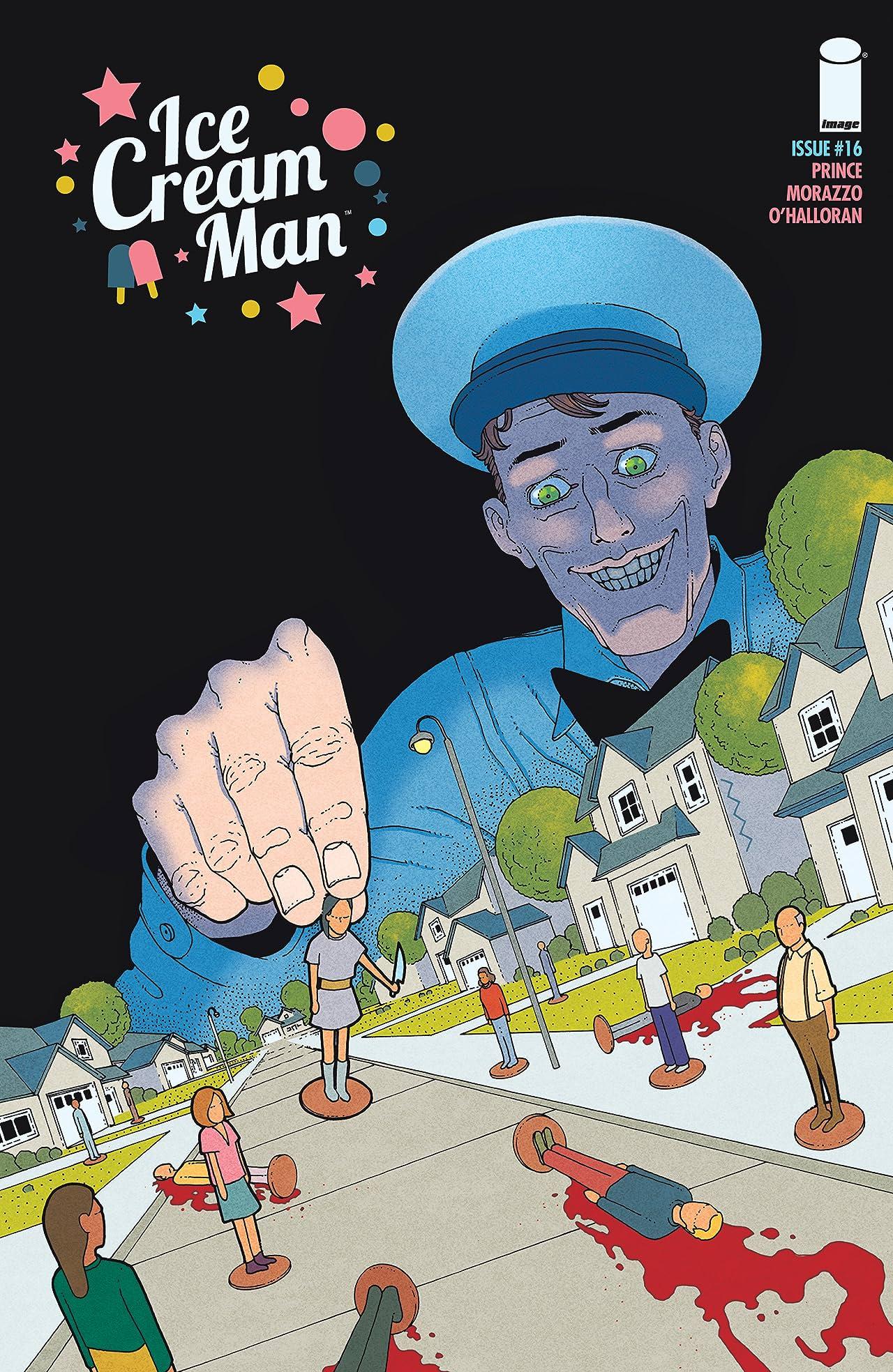 Ice Cream Man #16