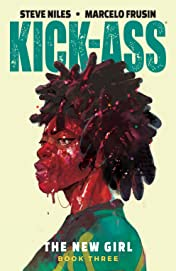 Kick-Ass: The New Girl Vol. 3