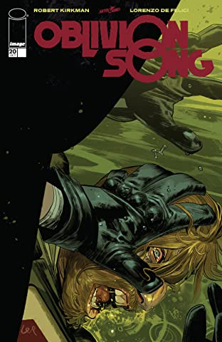 Oblivion Song By Kirkman & De Felici No.20