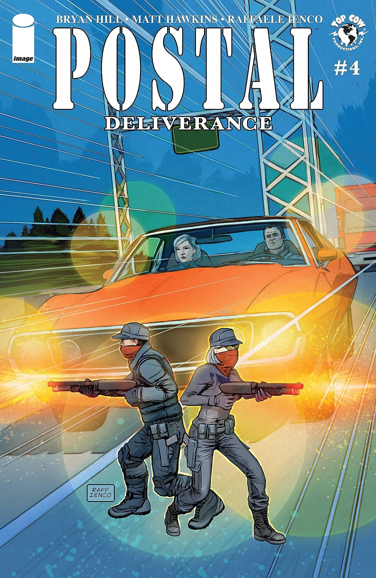 Postal: Deliverance #4