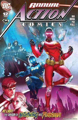 Action Comics (1938-2011): Annual #12