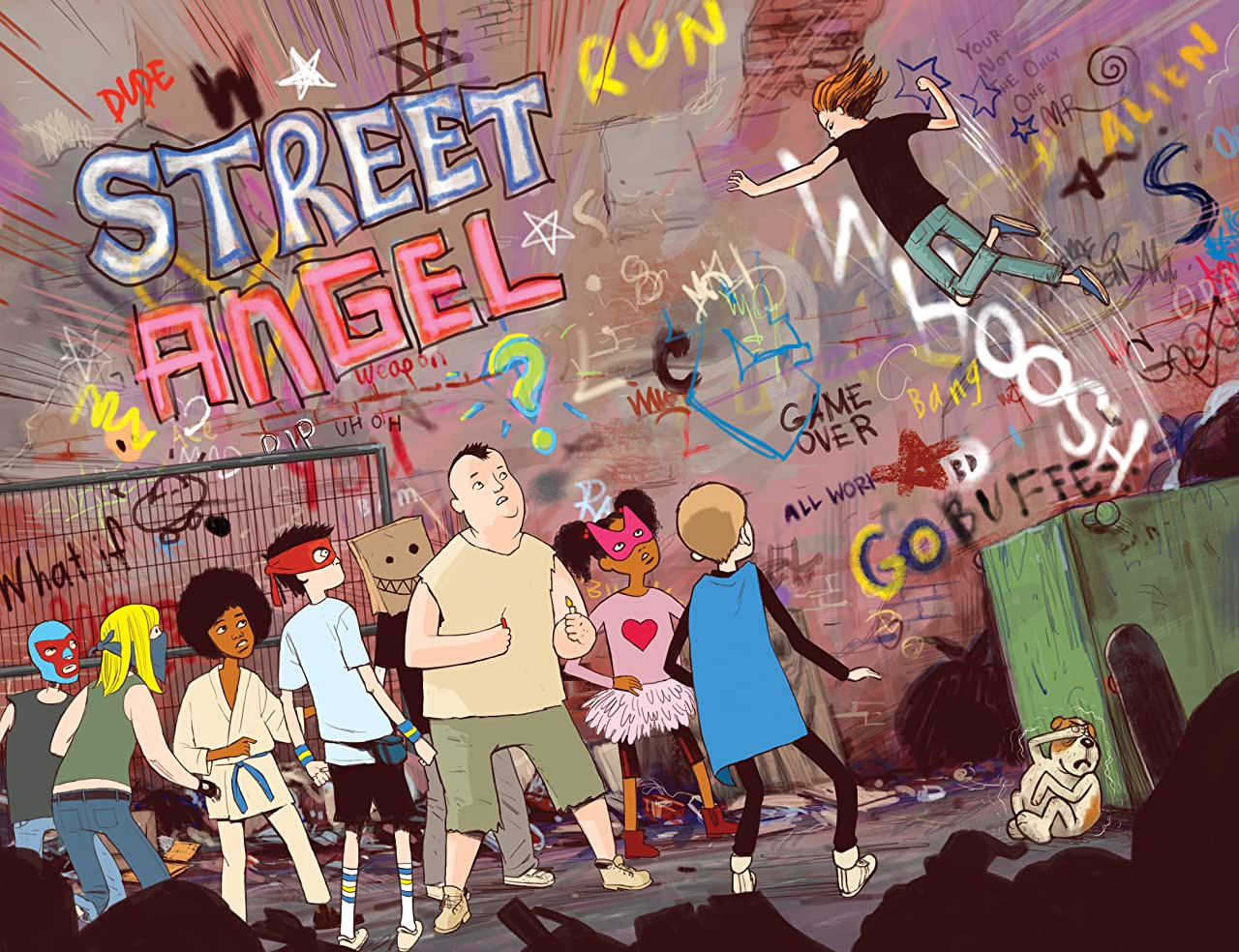 Street Angel Vol. 1: Deadliest Girl Alive