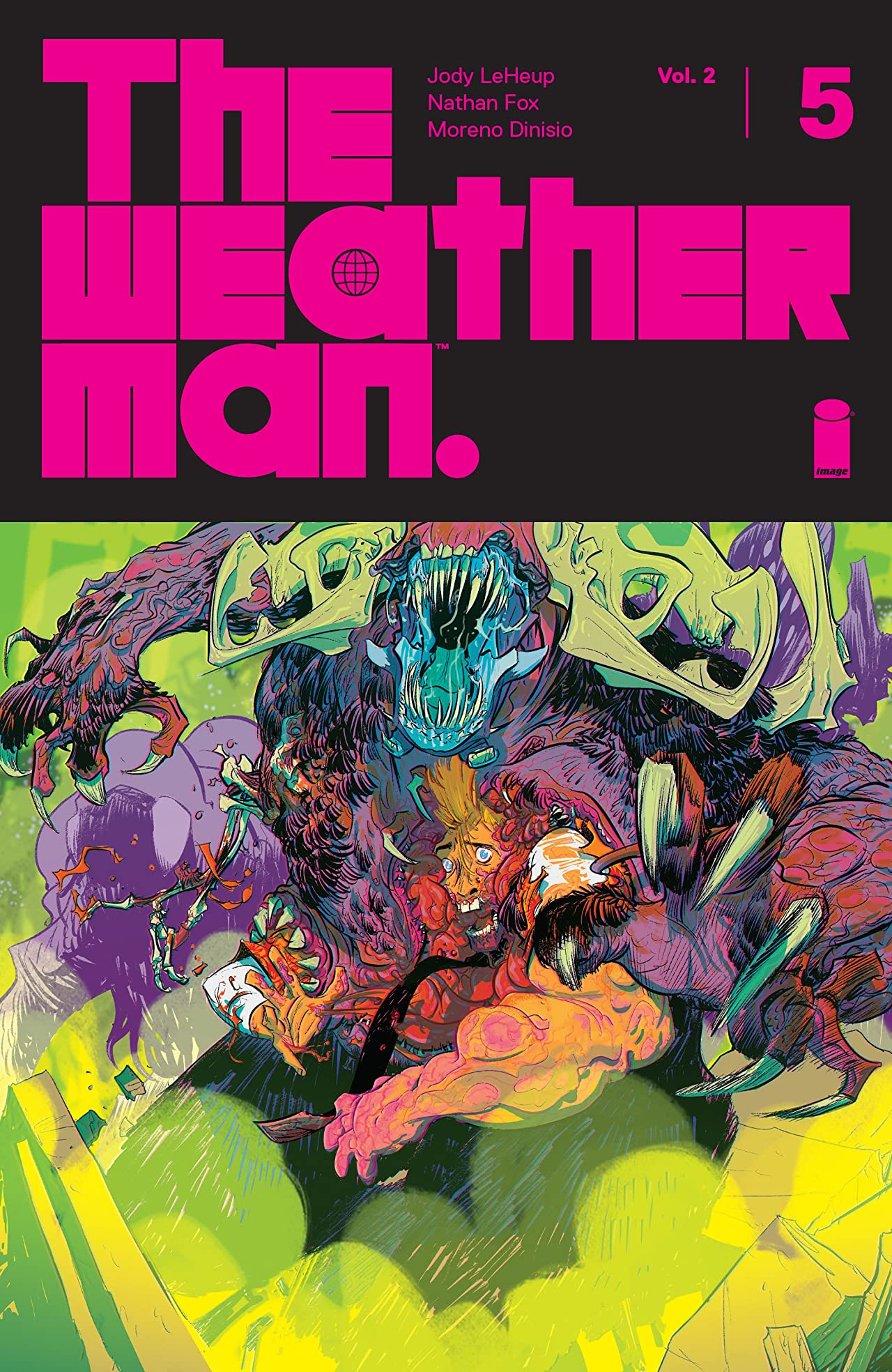 The Weatherman Vol. 2 No.5