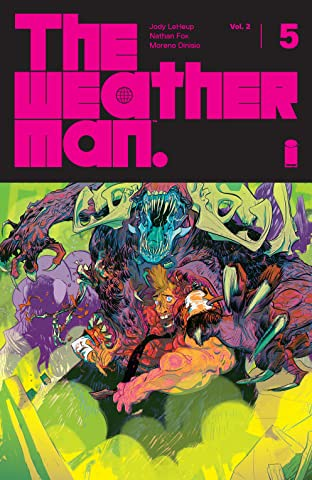 The Weatherman Vol. 2 #5