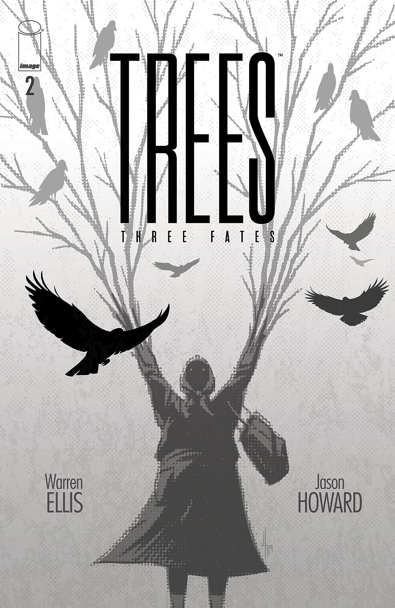 Trees: Three Fates No.2