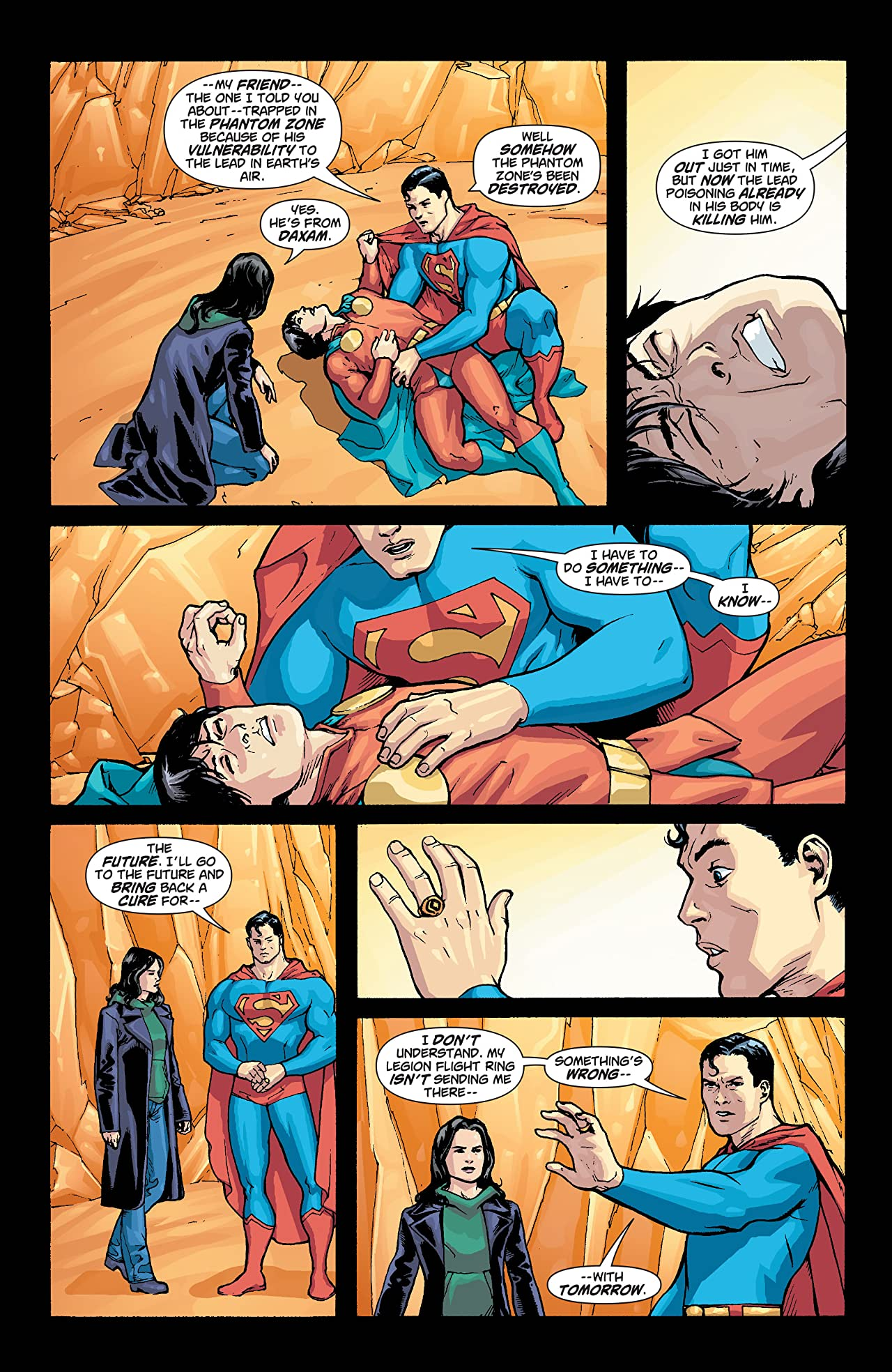 Superman (1939-2011) #685