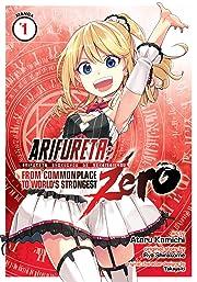 Arifureta: From Commonplace to World's Strongest Zero Vol. 1