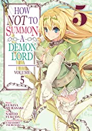 How NOT to Summon a Demon Lord Vol. 5