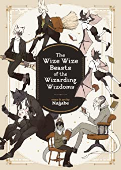 The Wize Wize Beasts of the Wizarding Wizdoms