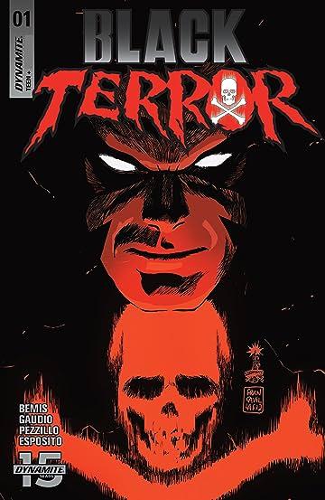 Black Terror (2019-) No.1
