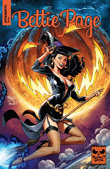 Bettie Page: 2019 Halloween Special