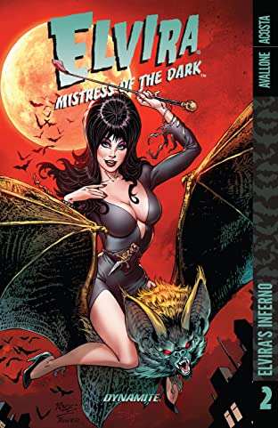 Elvira: Mistress of the Dark Vol. 2
