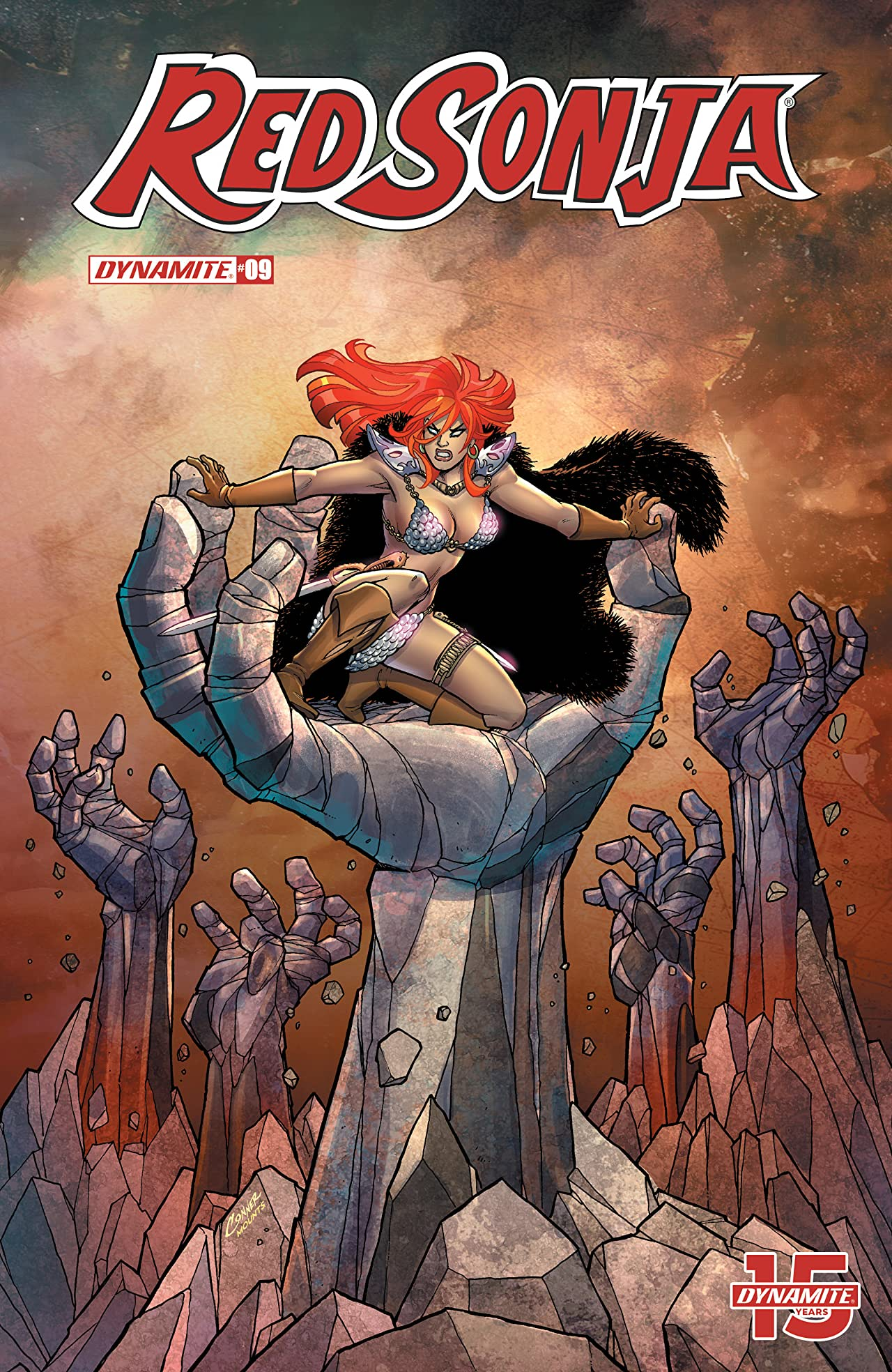 Red Sonja (2019-) No.9