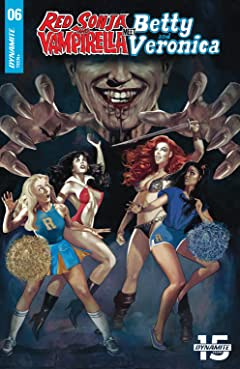 Red Sonja & Vampirella Meet Betty & Veronica #6