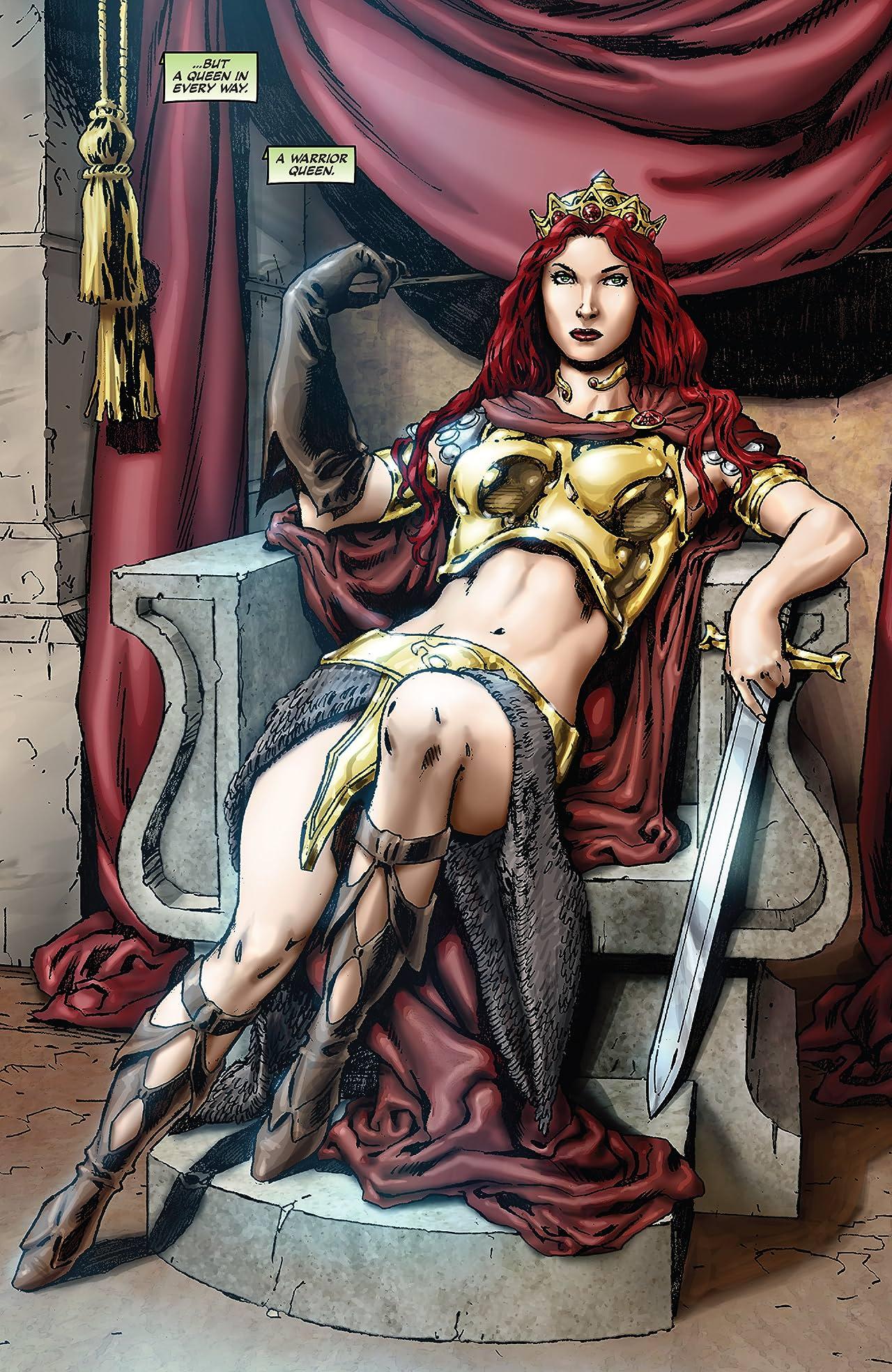 Queen Sonja Omnibus Vol. 1