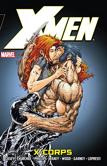 X-Men: X-Corps