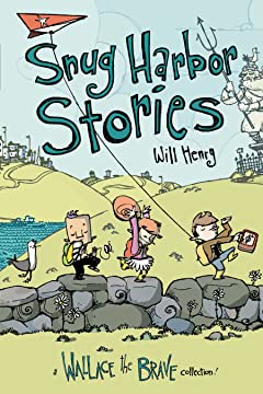 Wallace the Brave Vol. 2: Snug Harbor Stories