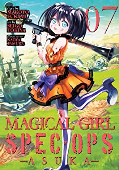 Magical Girl Spec-Ops Asuka Tome 7