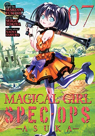 Magical Girl Spec-Ops Asuka Vol. 7