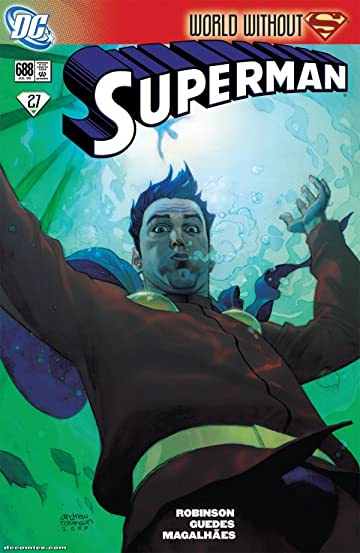 Superman (1939-2011) #688