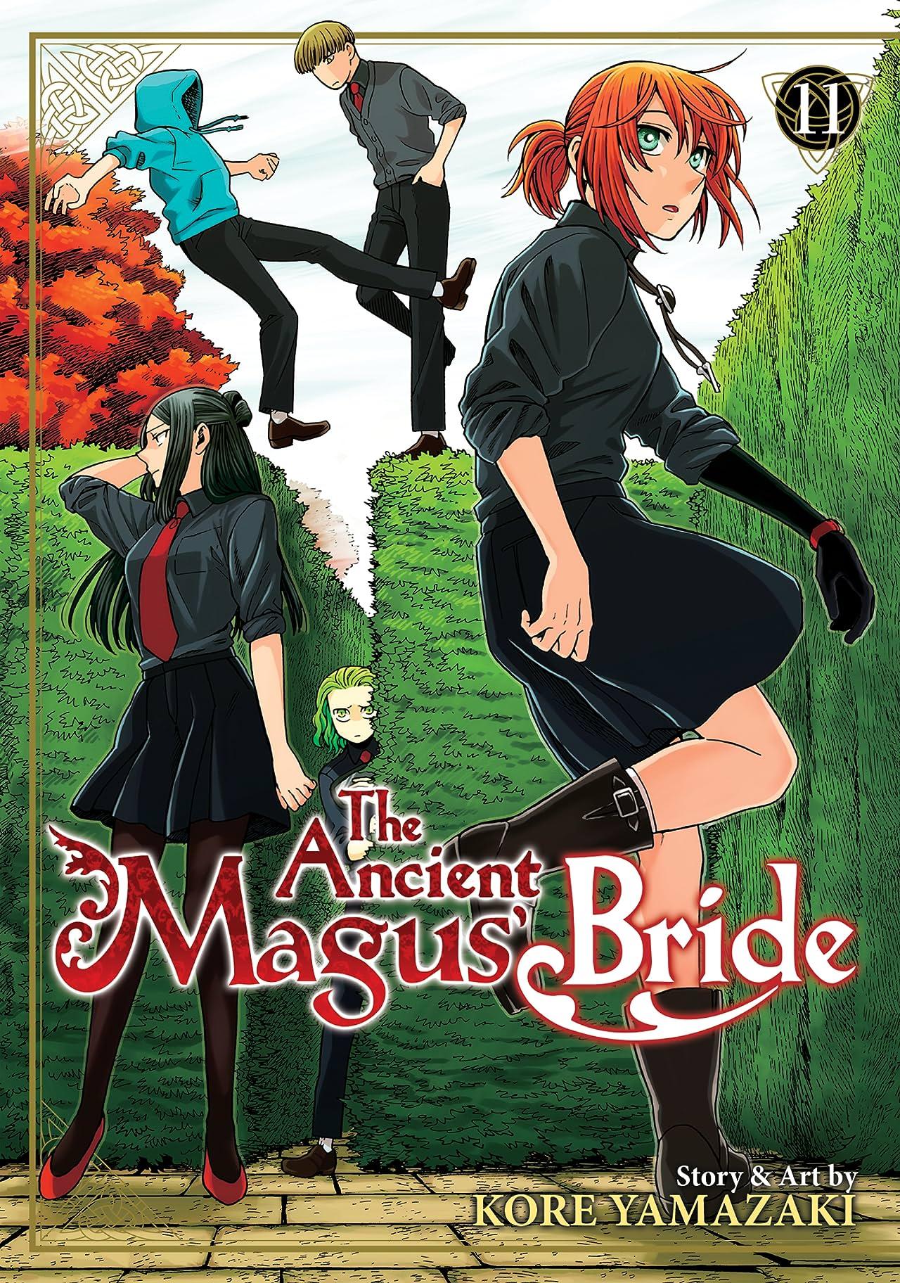 The Ancient Magus' Bride Vol. 11